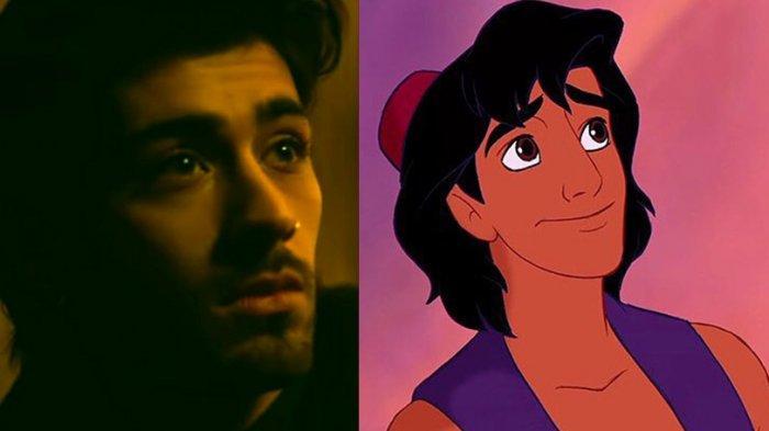 Download Lagu OST Aladdin A Whole New World: Unduh Gudang Lagu MP3 Zayn Malik & Isyana Sarasvati