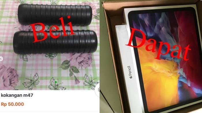 Beli Barang Rp 50 Ribu Malah Dapat iPad 11 Pro, Tindakan Mulia Zidan Banjir Pujian : Orang Jujur !