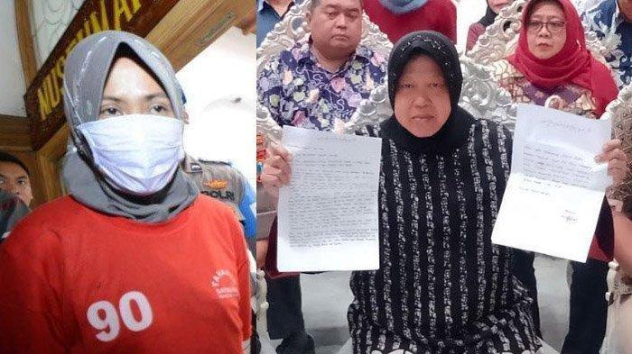 Alasan Wali Kota Surabaya Risma Cabut Laporan Terhadap Penghinanya, Begini Kata Pejabat Pemkot