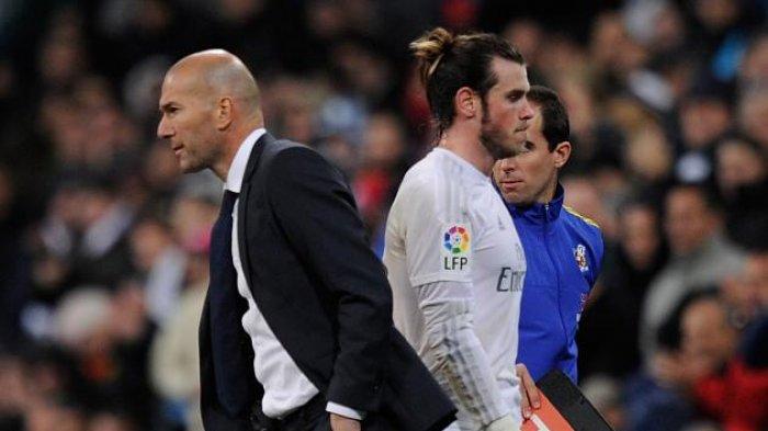 Real Madrid Raih Liga Spanyol, Zidane Malah Disebut Tak Tahu Terima Kasih Soal Gareth Bale