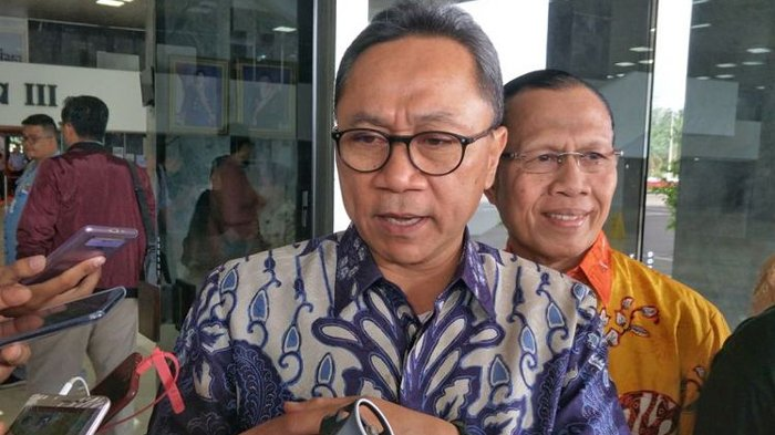 Zulkifli Hasan Sebut Itu Bahasa Amien Rais yang Paling Halus untuk Doakan Pemerintahan Jokowi-Maruf