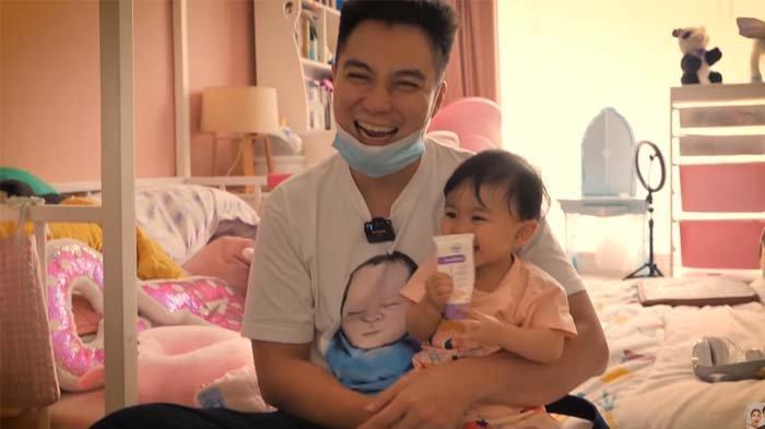 Baim Wong main dengan Zunaira, keponakan Raffi Ahmad