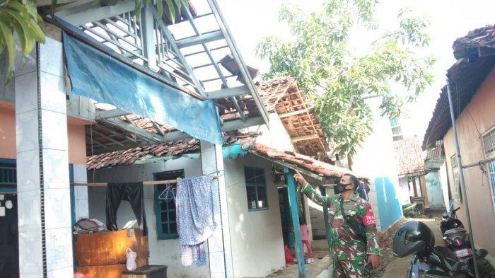 10 Rumah Warga di Indramayu Rusak Diterjang Angin Kencang, Polisi Pastikan Tak Ada Korban Jiwa