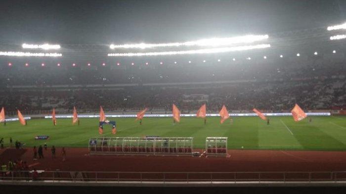 Ternyata Persija Jakarta Sudah 11 Kali Juara di Indonesia, Bendera Juaranya Berkibar Jelang Laga