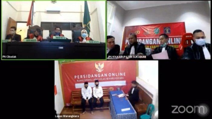 13 Terdakwa Kasus Sabu-sabu Jaringan Internasional di Sukabumi Dituntut Hukuman Mati