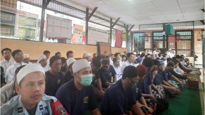 Berkah Idulfitri, Ratusan Napi di Lapas Kelas IIB Kabupaten Majalengka Dapat Remisi