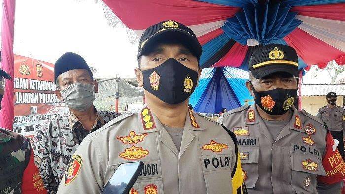 Dua Kali Disuntik Vaksin Covid-19, Kapolresta Cirebon Tidak Merasakan Keluhan Apapun