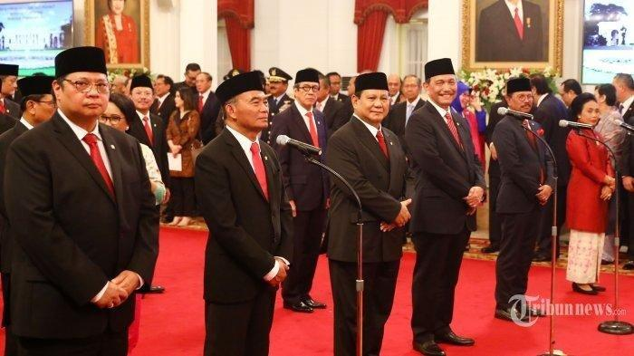 Lima Menteri Jokowi Ini Masuk Usulan Dicopot, Didera Isu Korupsi & Konflik Kepentingan, Siapa Saja?
