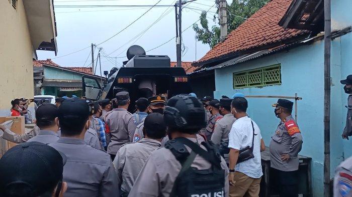 5 Orang Diamankan Polisi, Diduga Pelaku Perampasan Nyawa Dua Petani Tebu di Lahan PG Jatitujuh