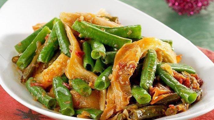 Resep Rica Kacang Panjang Jamur serta Pokcoy Kembang Tahu yang Cocok untuk Berbuka Puasa
