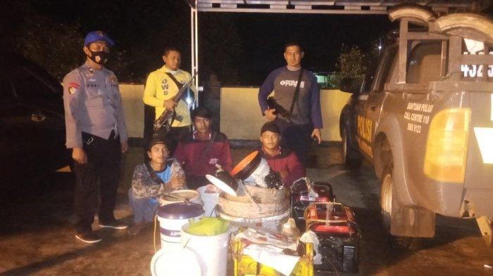 Miliki Bahan Peledak Bom Ikan, 6 Nelayan di Indramayu Diringkus Polisi, Sudah Diintai Mabes Polri
