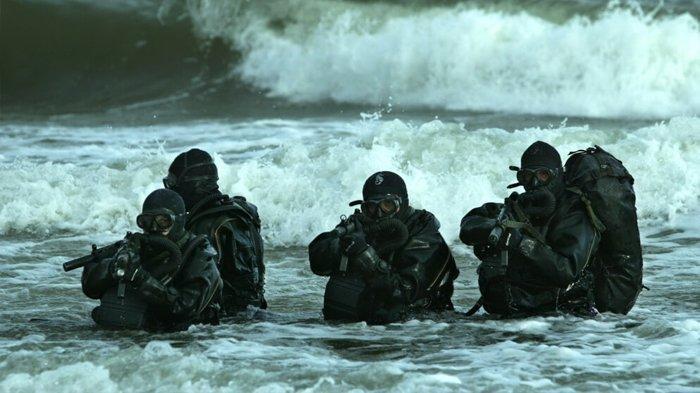 INI KEHEBATAN Denjaka, Pasukan Khusus TNI AL yang Nyelam ke Dasar Laut Cari Pesawat Sriwijaya SJ 182