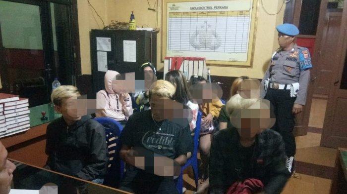Nekat, 9 Orang ABG Ini Malah Asik Karaoke di Tengah Pandemi Covid-19, di Bulan Ramadhan Pula