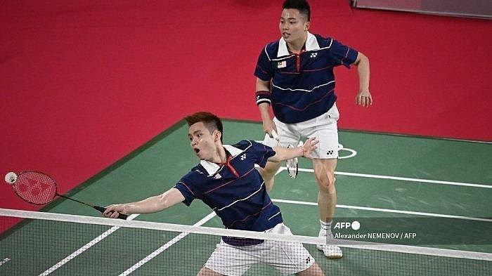 INI Sosok Pasangan 'Pembunuh' The Minions Marcus/Kevin di Perempat Final Olimpiade Tokyo 2020
