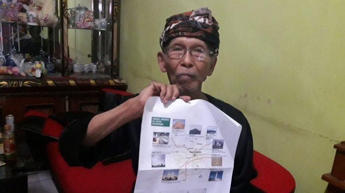Kisah Abah Landoeng, Berbekal Uang Rp 1,2 Juta Mengayuh Sepeda Selama 7 Bulan ke Tanah Suci Mekkah