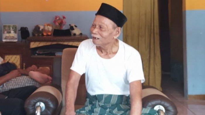 Kisah Abah Usman Kakek 101 Tahun di Majalengka, Berperang Lawan Belanda & Jepang, Tak Jadi Veteran