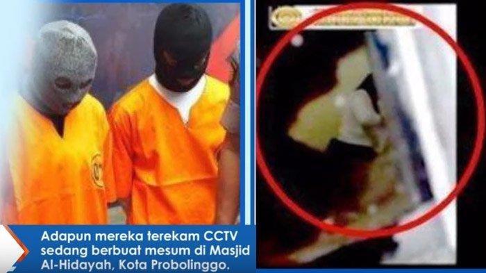 TERUNGKAP Alasan Dua Remaja Lumajang Mesum di Masjid Terekam CCTV, Bercinta Selama 2 Jam