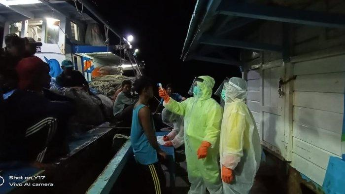 Nahkoda Kapal Asal Indramayu Meninggal Misterius, ABK Kapal Pasific 7 Ngungsi ke Bagian Atas Kapal