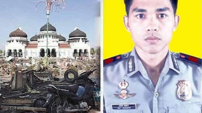17 Tahun Bencana Tsunami Aceh Berlalu Polisi Bernama Asep Ditemukan Selamat, Ada di Rumah Sakit Jiwa