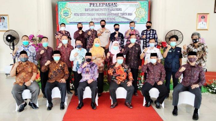 Pemkab Majalengka Targetkan Lima Besar Kejuaraan MTQ Tingkat Jawa Barat