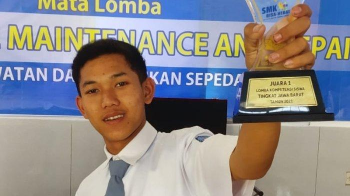 Bocah Yatim Asal Majalengka Wakili Jabar Lomba di Tingkat Nasional, Minta Dukungan Ridwan Kamil