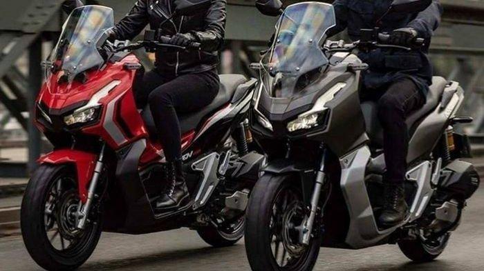 Honda Resmi Luncurkan ADV 150, Apa Sih Bedanya Dengan Honda PCX?