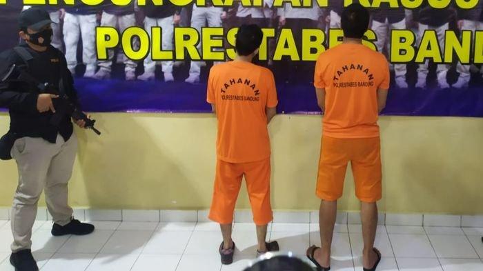 Ahmad Zaki Vokalis Band Kapten Ditangkap Polisi Bandung, Terlilit Kasus Narkoba