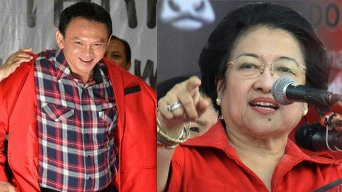 Ahok Tegas Maunya Dipanggil BTP, tapi Megawati di Kongres V PDI-P Sengaja Sebut 'Pak Ahok, Pak Ahok'