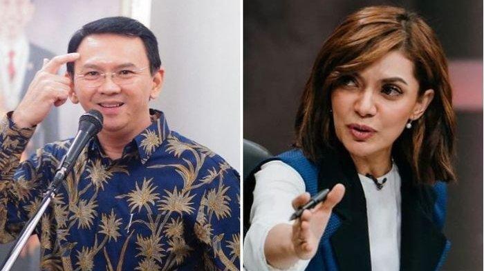 Ahok Blak-blakan Minta Rakyat Tak Banyak Kritik Pemerintah Jokowi, Najwa Shihab Heran: Kenapa Koh?