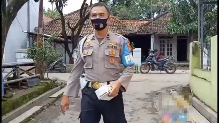 Kisah Seorang Polisi di Majalengka Bagi-bagi Kuota Internet Gratis ke Siswa di Masa Pandemi Covid-19