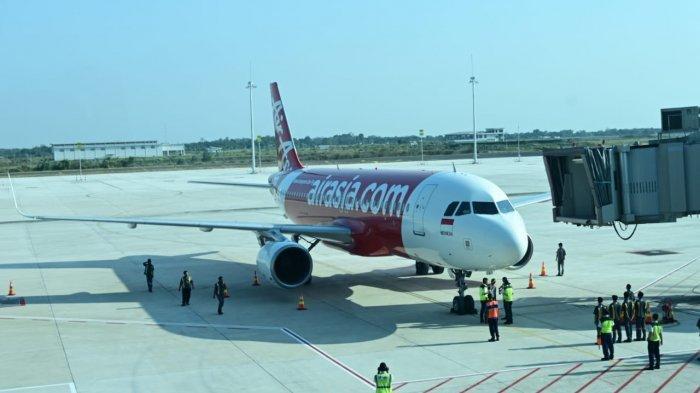 CATAT Ini Jadwal Penerbangan di BIJB Kertajati Hari Ini Jumat 13 September,  Ada 9 Rute Penerbangan