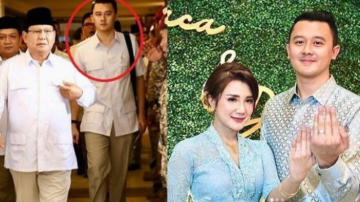 AJUDAN Ganteng Prabowo Resmi Bertunangan, Intip Foto Pertunangan Dhani Wirianata dan Calon Istri
