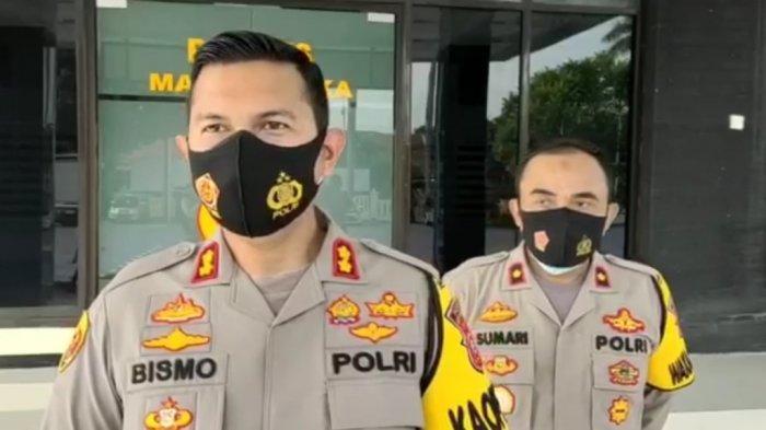 Kapolres Majalengka, AKBP Bismo Teguh Prakoso