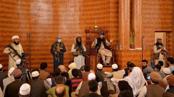 Mimpi Taliban Bentuk Pemerintahan Baru di Afghanistan Tertunda, Perang di Panjshir Masih Terjadi