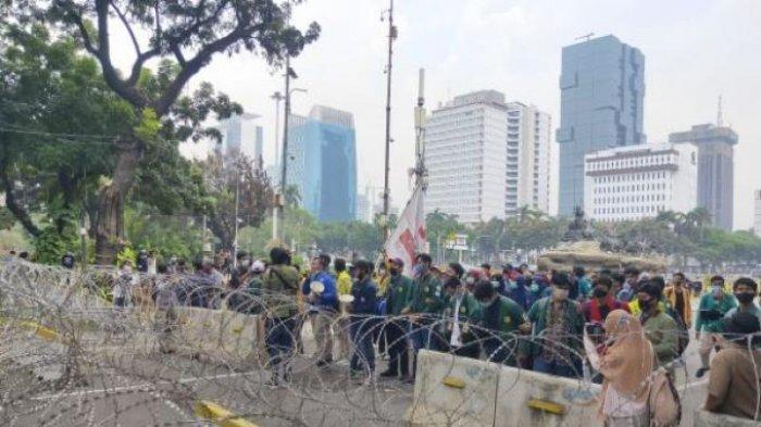 Kapolda Metro Jaya Berterima Kasih Kepada Mahasiswa, Aksi Demo Tertib dan Tak Ada yang Ditangkap
