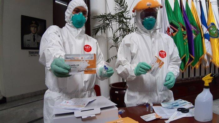 Hah, Beneran Mau Masuk Kota Bandung Wajib Rapid Test Antigen Dulu? Sabar, Akan Segera Diumumkan