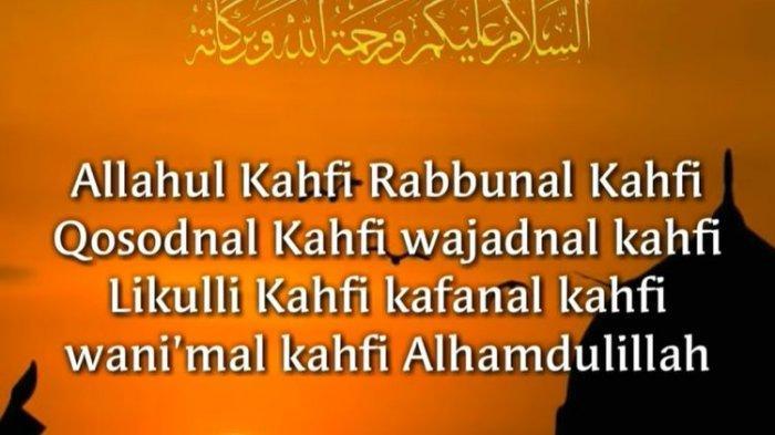 Lirik Allahul Kafi dalam Bahasa Arab, Latin, Dilengkapi Terjemahan, Dilantunkan Ibu-ibu di Pengajian