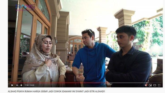 Miliki Rumah Rp 300 M, Calon Istri Alshad Ahmad Diungkap Sang Ibu, dan Ini Kata Raffi Ahmad