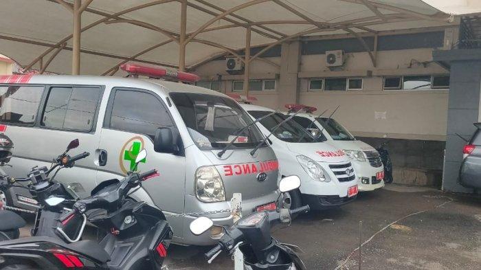 Seorang Ibu dan Anaknya di Bali Nekat Menyewa Ambulans Demi Bisa Mudik ke Jember, Ini Kronologinya