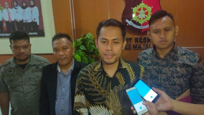 DETIK-DETIK Penahanan Anak Bupati Majalengka Oleh Polisi Setelah Diperiksa 9 Jam Kasus Penembakan