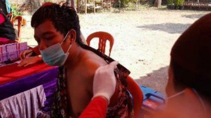 Selain ODGJ Majalengka Juga Menyasar Anak Jalanan untuk Vaksinasi Covid-19