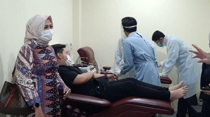 Permintaan Plasma Darah Buatan PMI Kabupaten Cirebon Tinggi, Stok Selalu Habis