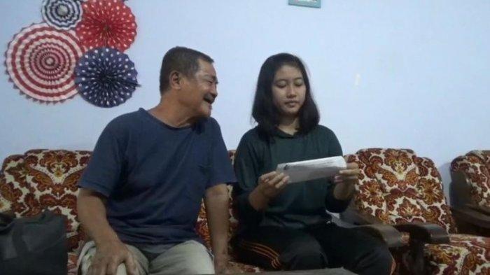 Cerita Dhea Lukita, Anak Seorang TKI yang Jadi Paskibraka Nasional, Ibu di Taiwan, Ayah di Malaysia