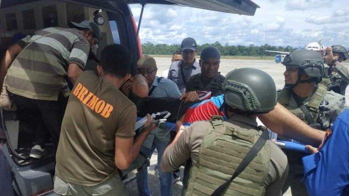 Kontak Senjata dengan Kriminal Bersenjata Kembali Terjadi di Papua, Anggota Brimob Terkena Tembakan