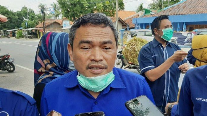 Kabupaten Cirebon Zona Merah Covid-19, Kader Nasdem Diminta Aktif Ajak Masyarakat Terapkan PHBS