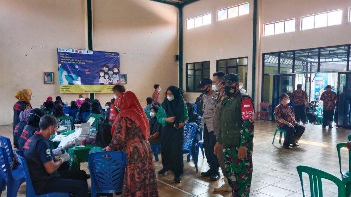 Tiga Ribu Buruh Pabrik Majalengka Antusias Ikuti Vaksinasi Covid-19, Kejar Target 100 Persen