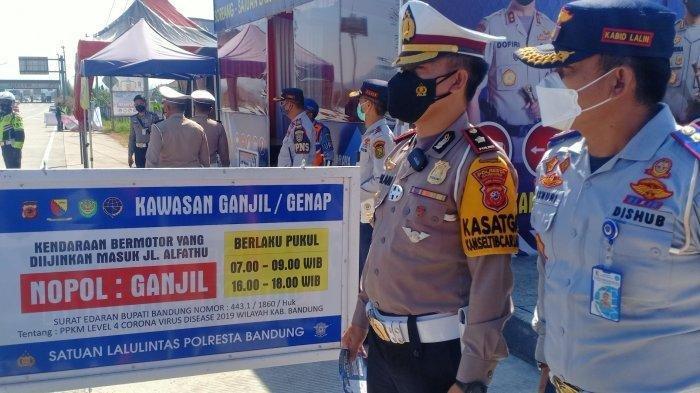 Ganjil Genap di Kota Cirebon Diklaim Berhasil Menurunkan Mobilitas Masyarakat, Kasus Covid-19 Landai