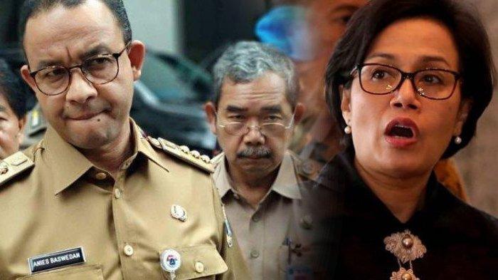 Kesabaran Anies Baswedan Diuji, Sampaikan Pesan Ini untuk Sri Mulyani yang Mau Sisir APBD Jakarta