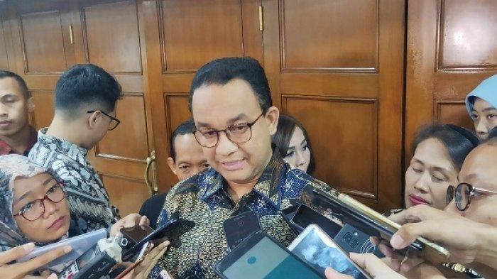PSBB Jakarta Mulai Membuahkan Hasil, Ada Penurunan Jumlah Kasus Per Hari, Ini Kata Anies Baswedan