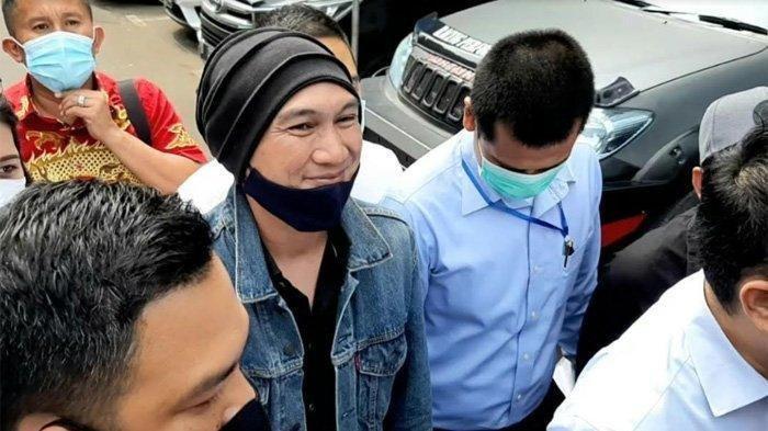 Diciduk karena Tersandung Kasus Narkoba, Anji Manji Minta Maaf, Siap Dihukum